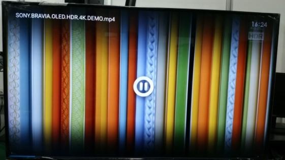 关于HDR测试