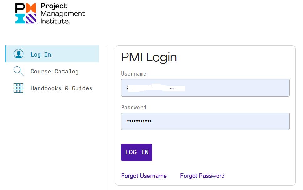 PMP电子证书下载流程