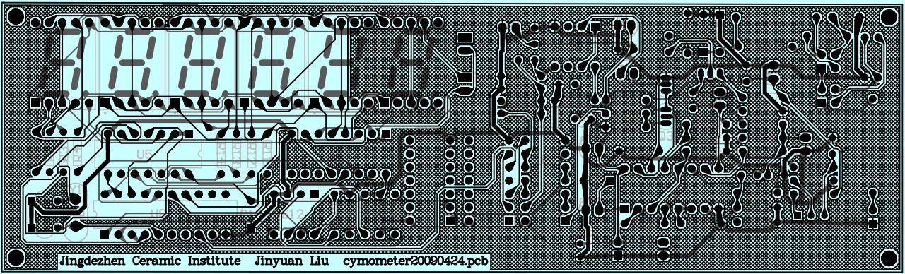 毕业设计:基于单片机的数字频率计