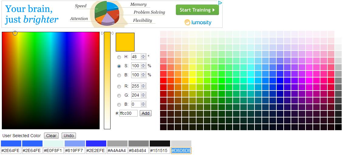 Color Tools色彩板轻松搞定配色选色