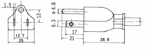 各国标准电源插头